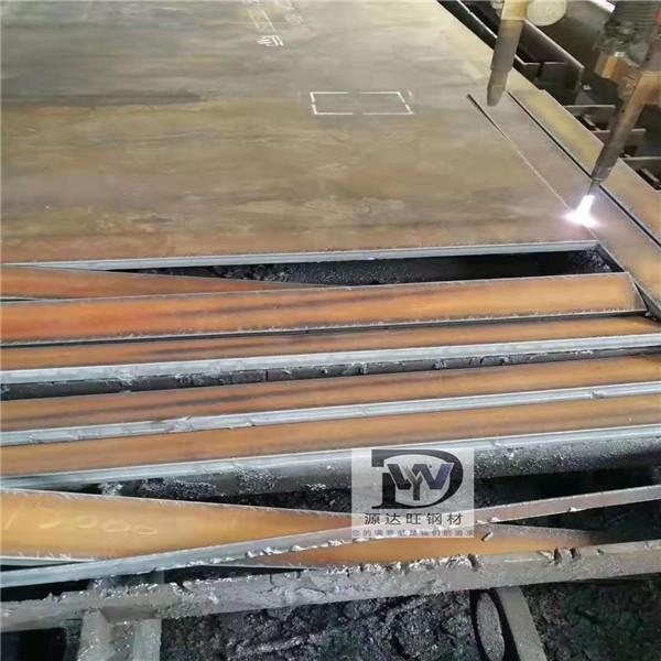 哪种方法适合用鹰潭nm450耐磨钢板切割加