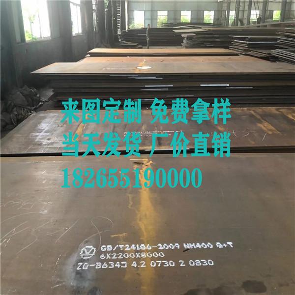 nm500耐磨钢板现货厂家:建龙北满特钢开发重点客户成效显著