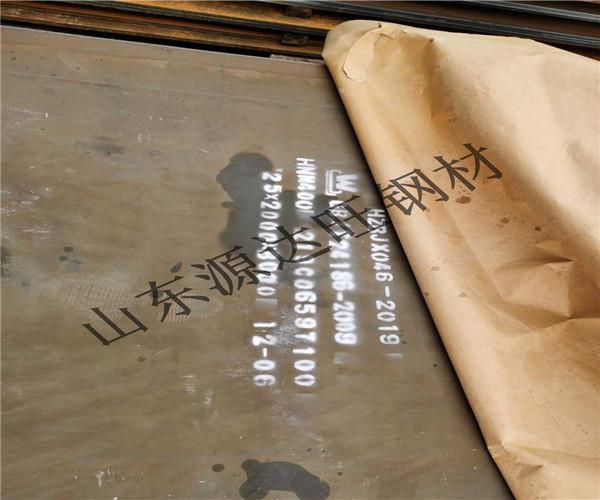 遵义NM400耐磨钢板有很强的备货意愿
